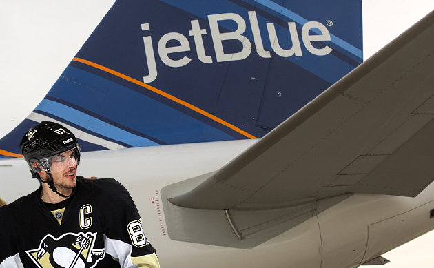 Probably Only Flying JetBlue From Now On Since Even They Know Crosby's a Bitch