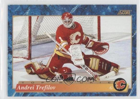 WASHED UP WEDNESDAY: Andrei Trefilov