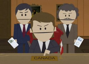 canadians-south-park