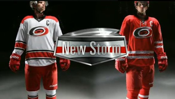 TODAY IN THINGS THAT SUCK: New Hurricanes Unis