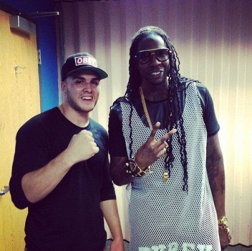 Caption This: Rinaldo and 2 Chainz