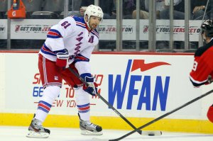 NHL: Preseason-New York Rangers at New Jersey Devils